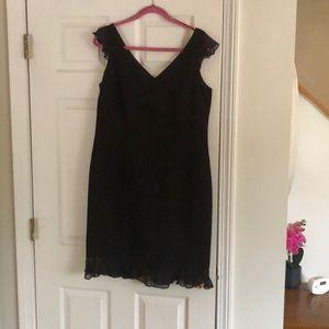Chadwick's Black evening dress